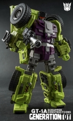 Generation Toy - Gravity Builder - GT-01A Scrapper