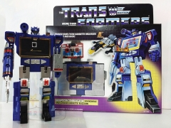TRANSFORMERS G1 - SOUNDWAVE