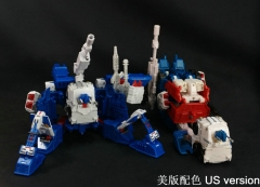 X2 TOYS - XT009 KIT - ADD ON FOR US VERSION COMBINER WARS LEADER CLASS ULTRA MAGNUS
