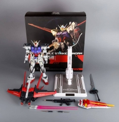 (2ND Wave)MoShow Gat-X105 Metal Build Plus Aile Strike Gundam 1/72