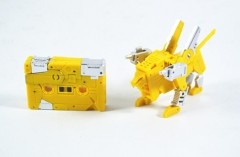 KFC - CST-02J Justice Ironpaw ~yellow (cannon improved ver)