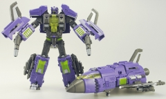 Machine Boy Combaticons Blast off