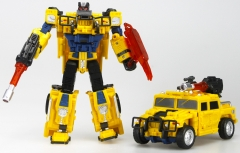 Machine Boy Combaticons Swindle
