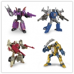 No Box  - TITANS RETURN 2016 DELUXE Class- SET OF 4