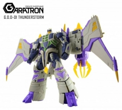 GARATRON - GOD-01 - THUNDERSTORM