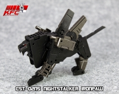 KFC - CST-02ns Night Stalker Ironpaw