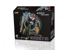 3rd Wave JinBao Robot Oversized Bruticus WITH Box