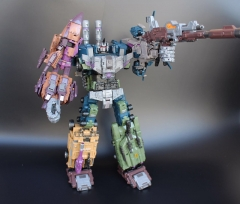 3rd Wave JinBao Robot Oversized Bruticus WITHOUT Box