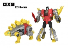 DX9 TOYS - WAR IN POCKET - X21 THORNER