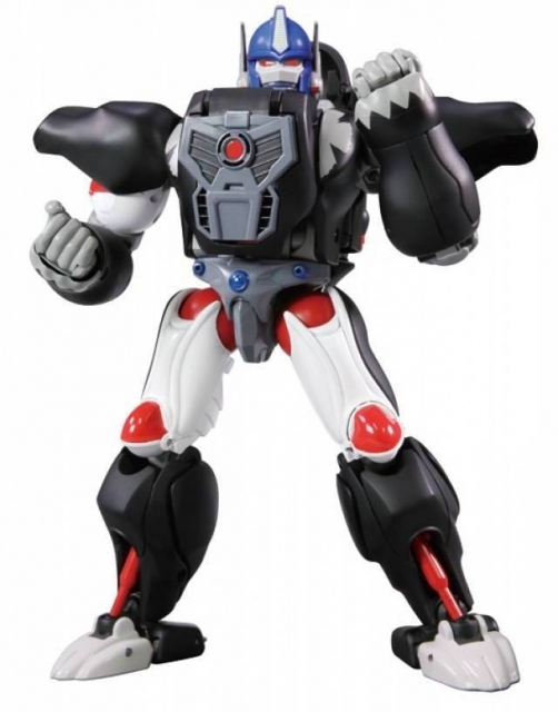 MP-38 MASTERPIECE OPTIMUS PRIMAL - SUPRE'ME COMMANDER VERSION