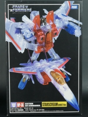 MP-03G CLEAR VERSION - MASTERPIECE GHOST STARSCREAM