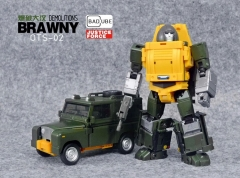 2017 Reissue BADCUBE - OLD TIME SERIES - OTS-02 Brawny