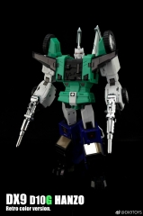 DX9 D10G HANZO - RETRO COLOR VERSION