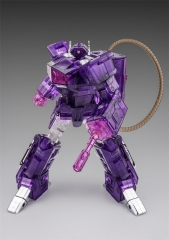 FREE SHIPPING! Cloud 9-W01C-CRYSTAL PURPLE QUAKEBLAST TRANSFORMER