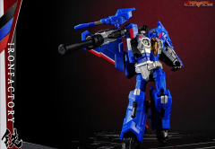IRON FACTORY - IF-EX20B - WING OF TYRANT - BLUE VERSION