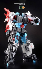 C+ CUSTOMS - THC-02J - COMBINER WARS - DEFENSOR - ADD ON SET