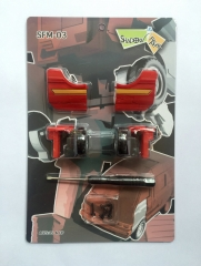 Shadow Fisher SFM-03 Upgrade Kit for MP-27 Ironhide