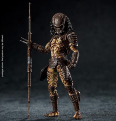 HIYA Predator 2 1/18 Scale City H-unter Action Figure PX Previews Exclusive