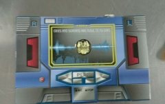 Collector Coin of MP13 SOUNDWAVE