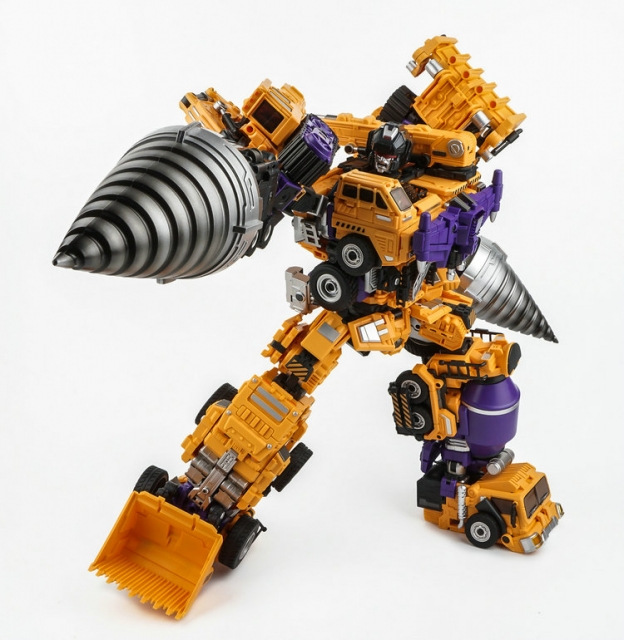 Generation Toy GT-06 Duron Drill