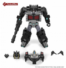 PC-20 PERFECT EFFECT - PERFECT COMBINER - BLACK JINRAI