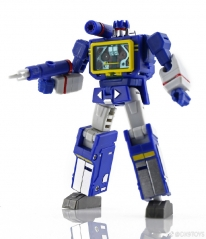 DX9 TOYS - WAR IN POCKET - X33 SONIC WIZARD