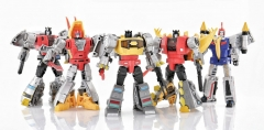 DX9 TOYS - WAR IN POCKET - Dino Set of 5