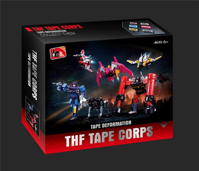 THF TAPE CORPS