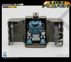MechFansToys Lost Planet Powered-suit DA03