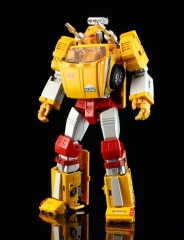 MASTERMIND CREATIONS Ocular Max Yellow Robot PS-06R MMC 2017 Limited Edition Rally