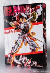 Fire Dragon MFB-P02 MS Build Gundam Astray Red Frame 1/100