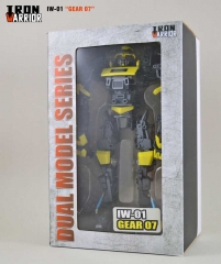 IRON WARRIOR IW-01
