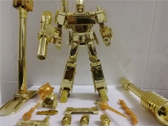 MP-36 MASTERPIECE MEGATRON re-paint in Gold