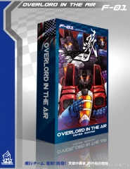 (Deposit only) MechFansToys F-01 Overload in the air
