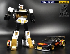 Zeta Toys - EX-03 Jazzy - Black Version