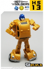 Mech Planet Hot Soldiers HS-13 MP21G Goldbug