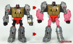 PC-23 Perfect Effect - Perfect Combiner - POTP Dinobots Volcanicus Add on Set