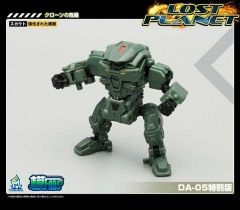 MechFansToys Lost Planet Powered-suit DA05