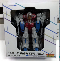 TVM EAGLE FIGHTER-RED