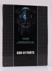 TF Dream Factory GOD01 Parts