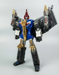 (Deposit only) Gigapower HQ-05 Gaudenter Metallic Version (Blue)