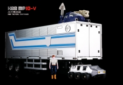 Free Shipping! Trailer of KuBianBao MP10-V