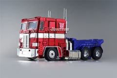 NB MasterPiece mp10X MP-10CH CONVOY Chrome VER