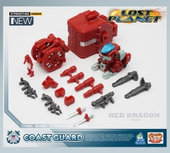 Mech Fans TOYS & HAPPY JAZZ TOYS COAST GUARD CG01 & CG02