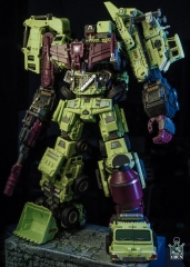 Generation Toy GT-09 Upgrade Kit for GT-06 Devastator