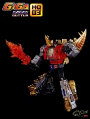 GigaPower - Gigasaurs - HQ03 - Guttur - Metallic Version reissuesu