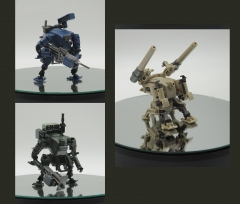 Rihio Multiabyss MM01 Striker+Logistic set