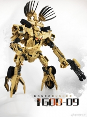 TF DreamFactory  GOD-09 GOD09 Bonecrusher Movie Leader Class