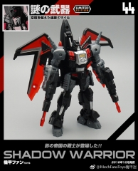 [Deposit only] MechFansToys MF-44 Shadow Warrior