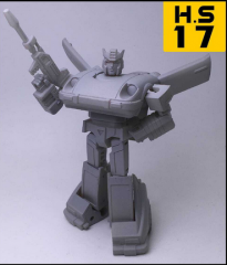 [Deposit only] Mech Planet Hot Soldiers HS-17